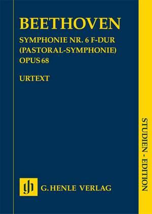 Beethoven, L v: Symphony no. 6 op. 68