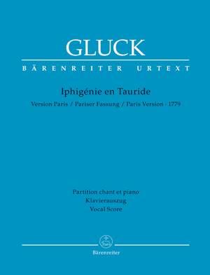 Gluck, Christoph Willibald: Iphigénie en Tauride
