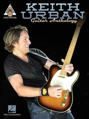 Keith Urban: Guitar Anthology