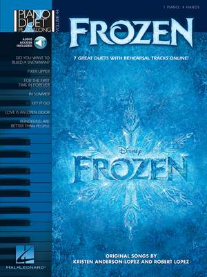 Kristen Anderson-Lopez_Robert Lopez: Frozen