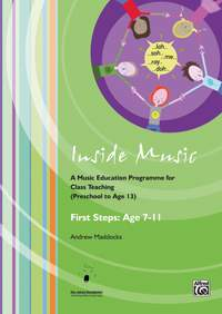 Inside Music: First Steps Age 7-11 Book 3