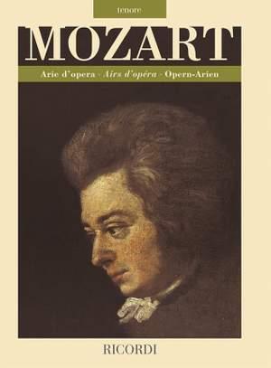 Wolfgang Amadeus Mozart: Opera Arias - Tenor