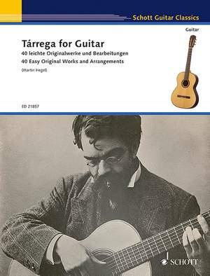 Tárrega, F: Tárrega for Guitar