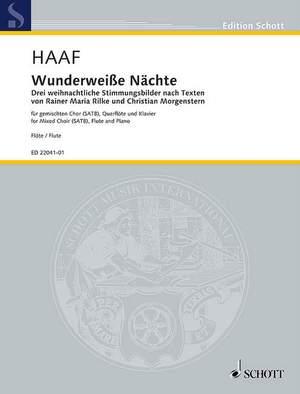 Haaf, A: Wunderweiße Nächte