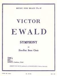 Symphony for brass choir