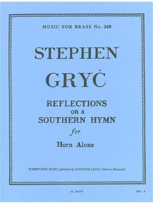 Gryc: Reflections On A Southern Hymn