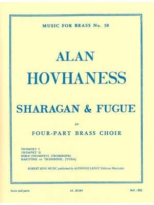 Alan Hovhaness: Sharagan And Fugue