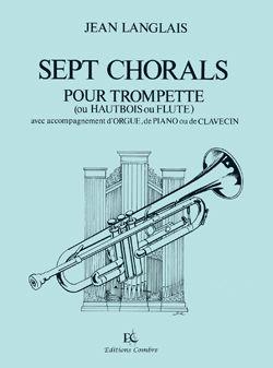 Langlais: Sept Chorals