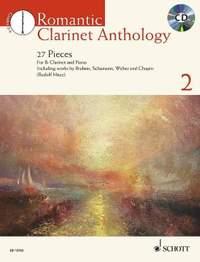Romantic Clarinet Anthology Volume 2