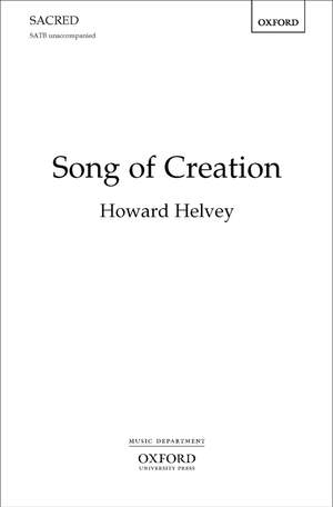Helvey, Howard: Song of Creation