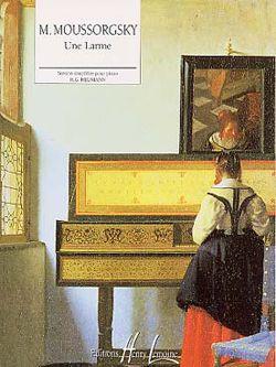 Mussorgsky: Une Larme