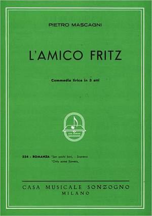 Mascagni: Son Pochi Fiori from L'amico Fritz