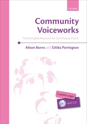 Burns, Alison: Community Voiceworks