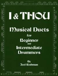 Joel Rothman: I & Thou - Musical Duets