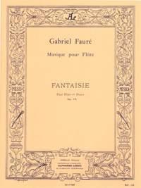 Gabriel Fauré: Fantaisie For Flute And Piano Op.79