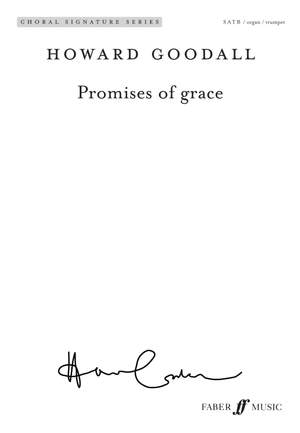 Goodall, Howard: Promises of Grace. SATB (CSS)