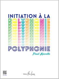 Huvelle, Paul: Initiation a la Polyphonie (piano)
