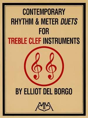 Elliot del Borgo: Contemporary Rhythm and Meter Duets