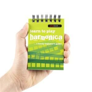 Playbook: Learn To Play Harmonica