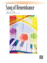 Alexander Peskanov: Song Of Remembrance