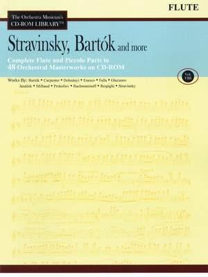 Béla Bartók_Igor Stravinsky: Stravinsky, Bartók and More - Vol. 8-Flute