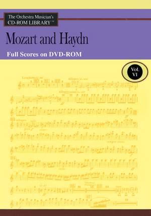 Franz Joseph Haydn_Wolfgang Amadeus Mozart: Mozart and Haydn - Vol. 6