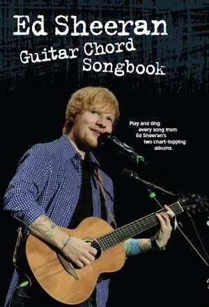 Ed Sheeran: Guitar Chord Songbook