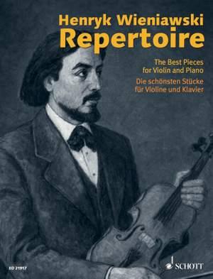 Henryk Wieniawski Repertoire