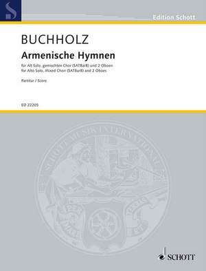Buchholz, T: Armenische Hymnen