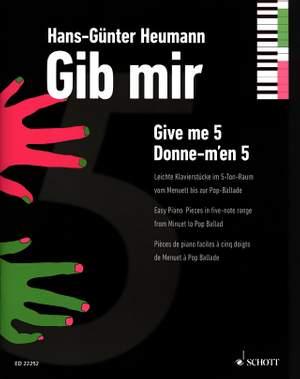 Heumann, H: Give me five