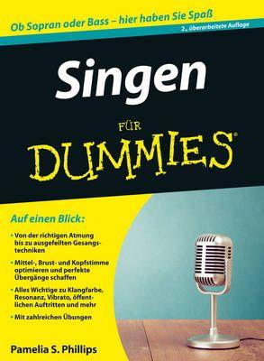 Singen fur Dummies