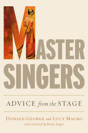 Master Singers: Advice from the Stage Product Image