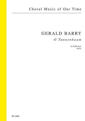 Barry, G: O Tannenbaum