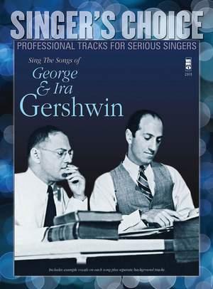 George Gershwin_Ira Gershwin: Sing the Songs of George & Ira Gershwin Product Image