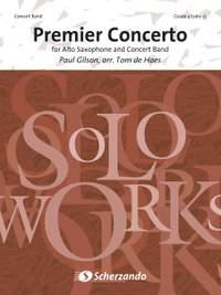 Paul Gilson: Premier Concerto