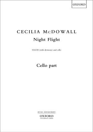 McDowall, Cecilia: Night Flight