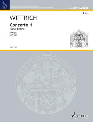 Wittrich, P: Concerto 1