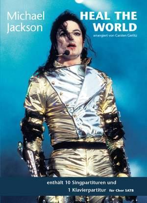 Michael Jackson: Heal The World Product Image