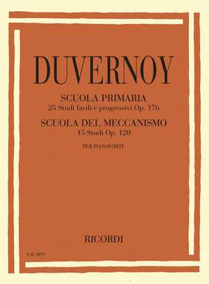 Jean-Baptiste Duvernoy: Scuola primaria - Scuola del meccanismo pianoforte