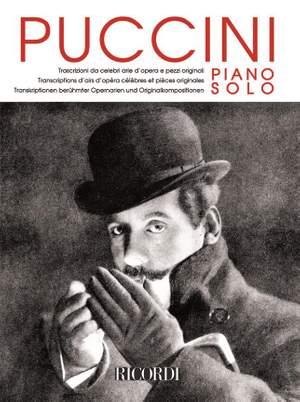 Giacomo Puccini: Puccini - Piano Solo
