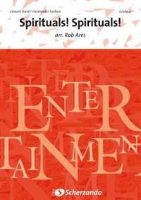 Rob Ares: Spirituals! Spirituals!
