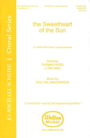 Eric William Barnum: The Sweetheart of the Sun Product Image