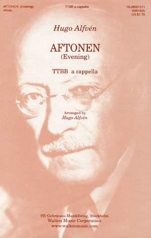 Hugo Alfvén: Aftonen (Evening)