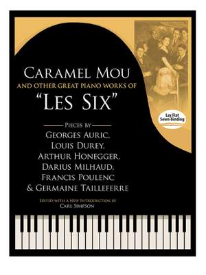 Caramel Mou And Other Great Piano Works Of Les Six Product Image