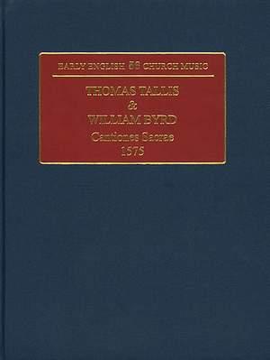 Tallis, Thomas/Byrd, William: Cantiones Sacrae (1575)