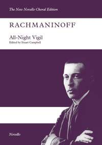 Sergei Rachmaninov: All-Night Vigil