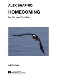 Alex Shapiro: Homecoming