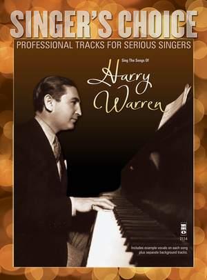 Harry Warren: Sing the Songs of Harry Warren