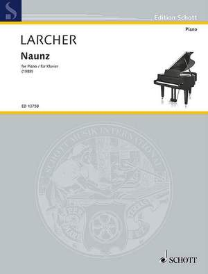 Larcher, T: Naunz