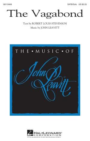 John Leavitt_Robert Louis Stevenson: The Vagabond
